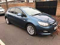 2013 13 VAUXHALL ASTRA ENERGY 1.4 PETROL 5 SPEED MANUAL LIGHT DAMAGE/SALVAGE REPAIRABLE CAT D