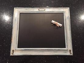 Pretty Chalk Board £12