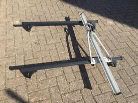 Roof bars and bike rack BMW 3 series