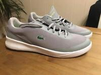 Brand new Lacoste trainers. Size 10.