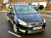 2012 PCO READY FORD GALAXY 2.0 AUTOMATIC DIESEL 7 SEATER MPV UBER XL TAXI MINICAB