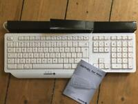 NEW/boxed corded keyboard for MAC.