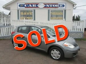 2009 Nissan Versa 5DR HATCHBACK AUTOMATIC AIR PW PL PM
