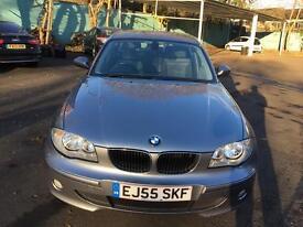 BMW 116I 1.6 petrol 5 door hatchback three months warranty 58000 miles