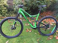 specialized stumpjumper fsr comp 29er 2016 mountain bike