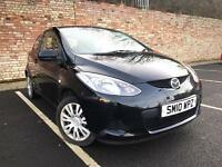 MAZDA 2 2010 1.3 TS LONG MOT 1 LADY OWNER [not fiesta polo golf clio i30 c30 a3 astra corsa]