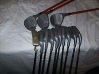Wilson iron set 3 -sw