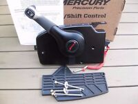 new in box, Mercury Mariner outboard engine motor remote control box side mount
