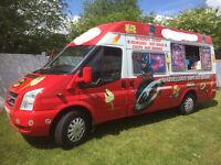 Ice Cream VanFish And Chip VanCatering Van, Burger Van,Trailer