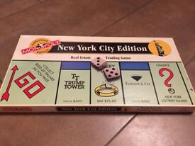 Monopoly - New York City Edition