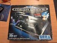 Sega Megadrive Boxed with games