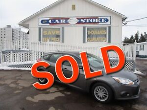 2014 Ford Focus SE 5DR HATCHBACK AUTOMATIC AIR HTD SEATS