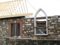 Stonemasons , builders