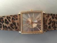 Guess watch excellent condition worn once