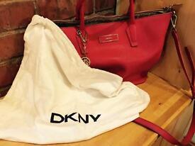 Used DKNY bag