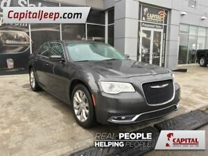 2016 Chrysler 300 Touring| Low KM| AWD| Leather| Remote Start