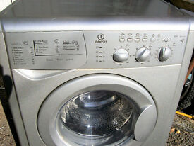 WASHER DRYER WASHING MACHINE INDESIT.FREE DELI VERY B,MOUTH AND LYMINGTON AREAS