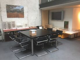 2no desk spaces in Spitalfields, suit creative person(s) - Sharing with Architects/Designers.