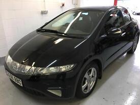 🌟🌟Beautifully Presented Honda Civic 2.2 ES cdti Diesel. Long Mot. 🌟🌟