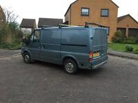 Ford transit 52 plate