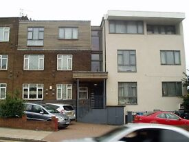 Newly painted 4 bedroom raised ground floor flat within 2 minutes walk to Neasden Tube Station