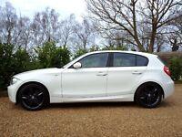 2009 (59 Plate) BMW 1 SERIES 118D M SPORT 5DR