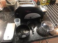 Tefal Toast n Egg Toaster