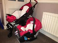 Chicco liteway travel system