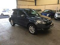 2009 Honda CR-V Es 2.2 cdti 4x4 pristine 1 owner guaranteed cheapest in country
