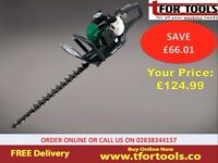 Draper Expert 53015 Petrol Hedge Trimmer 25cc 550mm