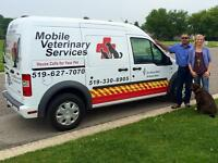 Mobile Vet Services In Chatham-Kent