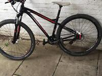 "Norco nitro 29"" breaking rock shox air forks downhill"