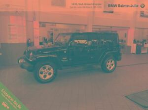 2014 Jeep Wrangler Unlimited Sahara + Navigation + 2 Toits