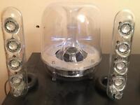 Soundsticks wireless speakers Harman kardon