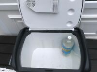 Halfords 40 litre mains and 12v/24v Electric Cool Box