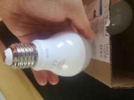 New light bulb LED E27 Edison screw 14W (100W equivalent)