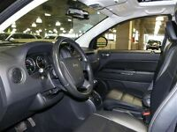 2009 Jeep Compass LIMITED 4WD A/C CUIR TOIT GR ÉLECT MAGS CHROME