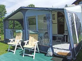 Isabella Zenith Lux Caravan Awning/Sun Canopy