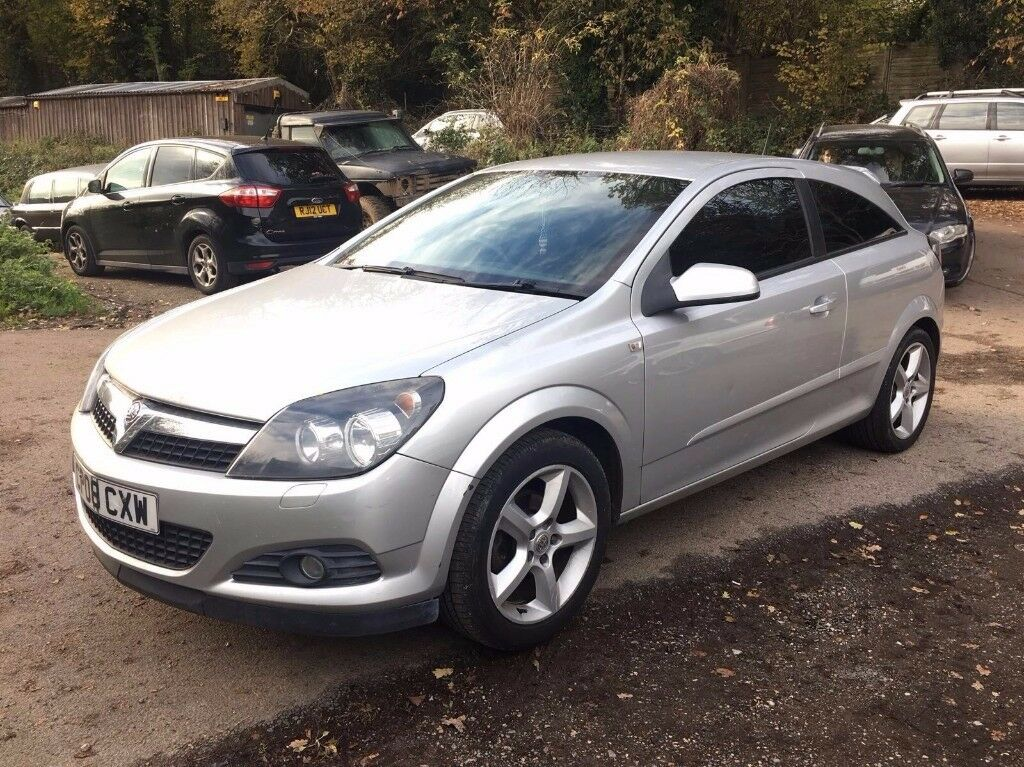 2008 Vauxhall astra sri cdti 100 px to clear bargain