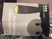 Brand new Yellowstone sleeping bags for sale