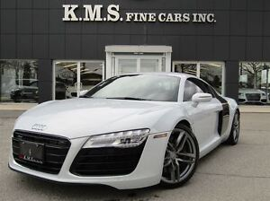 2014 Audi R8 4.2| 6 SPD MANUAL| AUDI WARRANTY