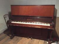 Carl Strauss Piano