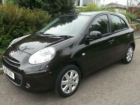 Nissan Micra 1.2 DiG-S Tekna 5dr (nighshade) 2011