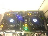 Pair of Pioneer CDJ-1000MK3 Professional CDJ decks £450 (two)