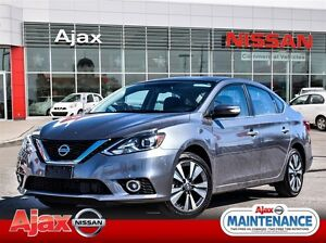 2016 Nissan Sentra 1.8 SL*Leather*Navigation*