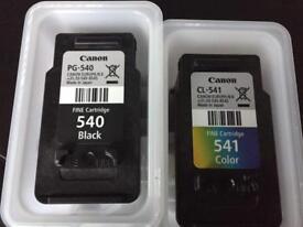 Canon Printer ink New unused