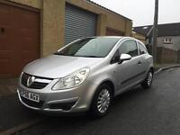 Corsa 1.2 life can accept credit or debit cards