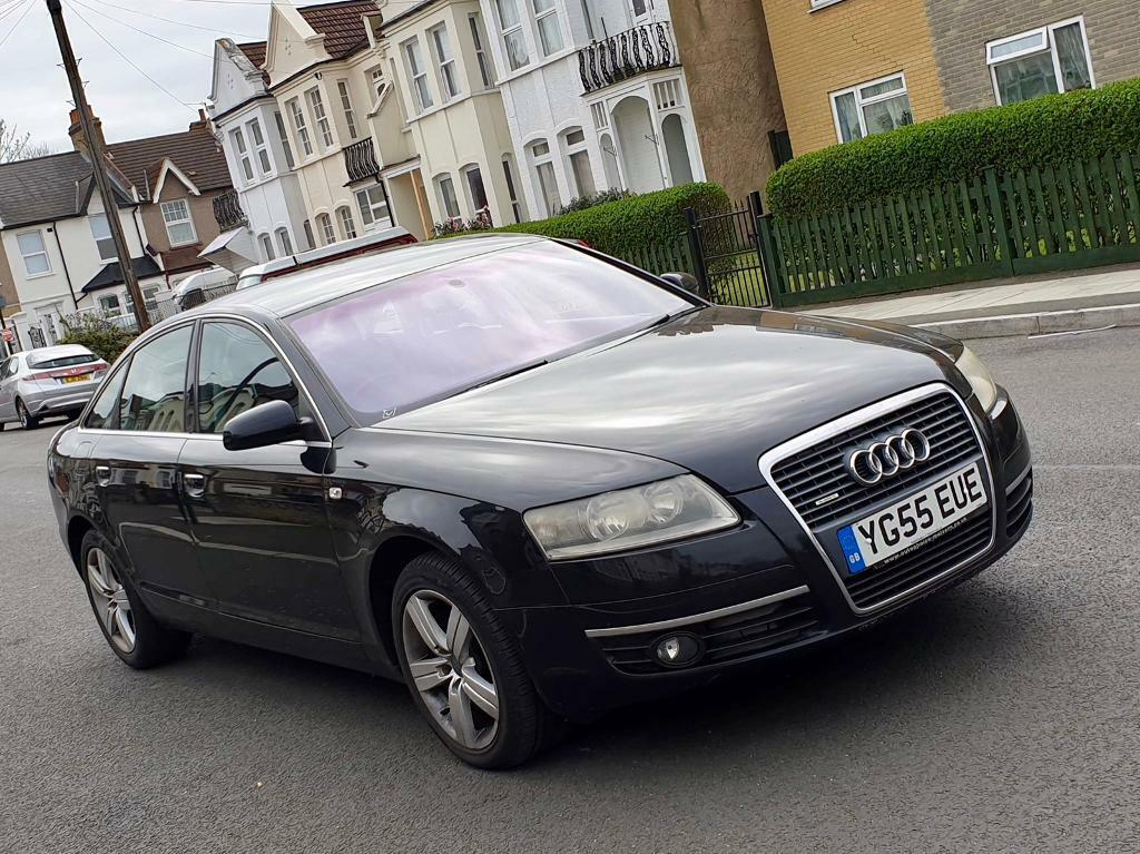 Audi A6 3 0 TDI diesel automatique auto drive perfect no q7 A4 2 0 2 7 Bmw  Mercedes | in Norbury, London | Gumtree