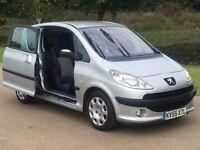 2005 PEUGEOT - 1007 1.4 DOLCE - ELECTRIC DOORS