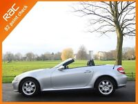 A well maintained SLK Mercedes for sale